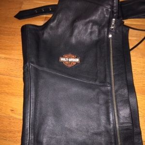 Harley Davidson Chaps For Woman Size Small
